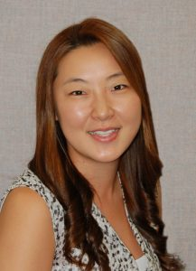 Grace Kim, project manager