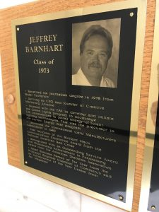 Jeffrey Barnhart CMA