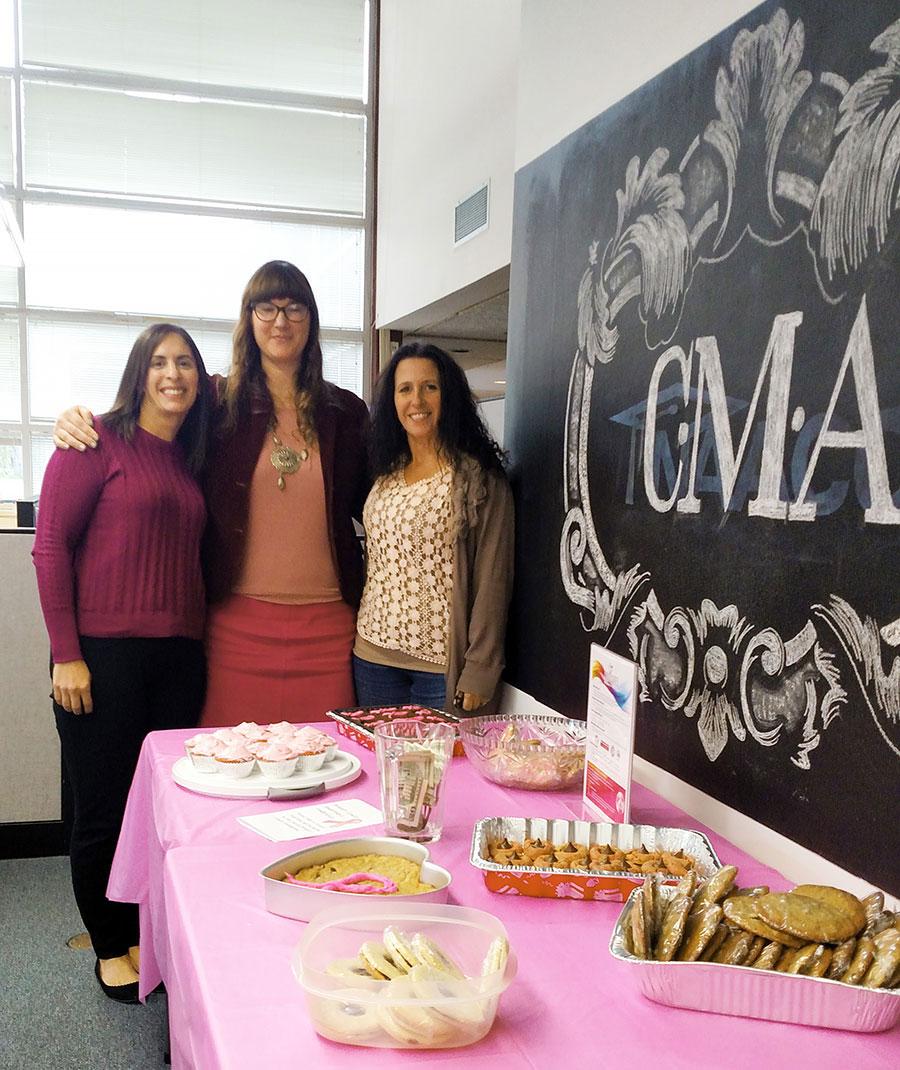 CMA Bake Sale