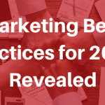Marketing Best Practices for 2020 Revealed